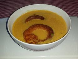 Nicaraguan Cheese Soup/Sopa de Queso Nicaragüense - A very tasty vegetarian dish, and for those who are not into the vegetarian diet, you can tweak to fit your lifestyle.....
