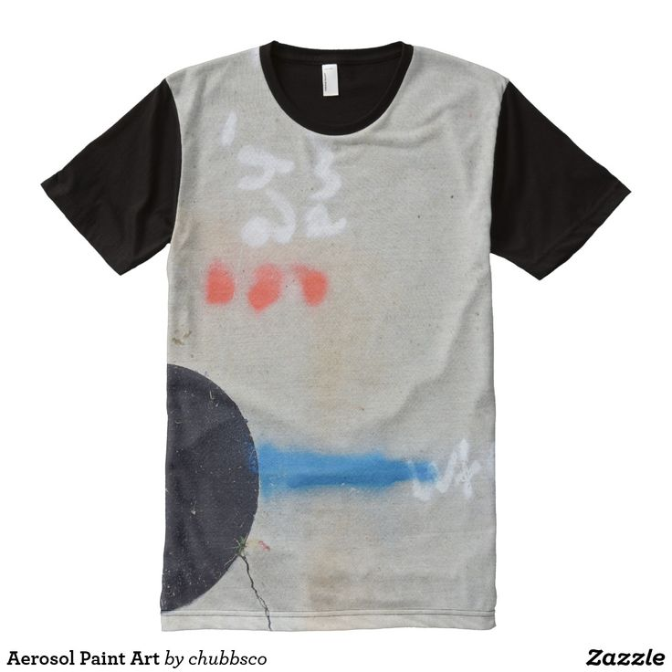 Aerosol Paint Art