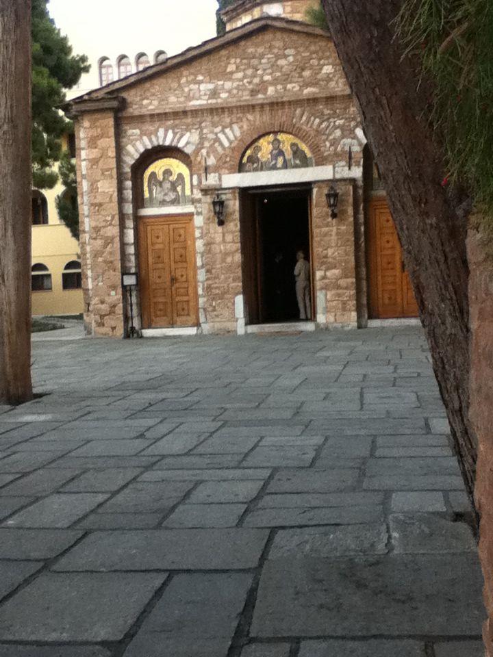 Moni Petraki Athens. 2
