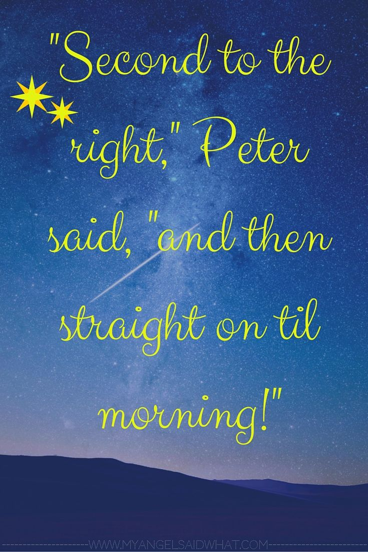Best 20+ Cute kids quotes ideas on Pinterest ... Cute Peter Pan Quotes