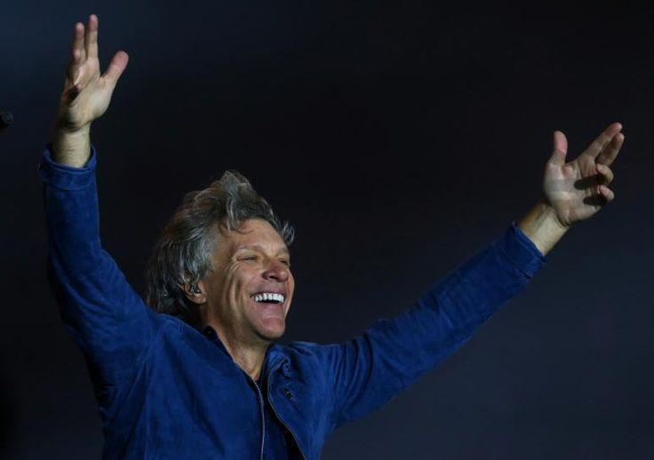 awesome Bon Jovi, Radiohead parmi les nominés au Brit-Heavy Rock Hall of Fame