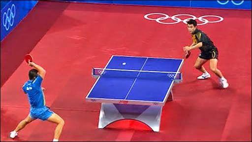 Table Tennis Times: Table Tennis: Focus, Focus, Focus