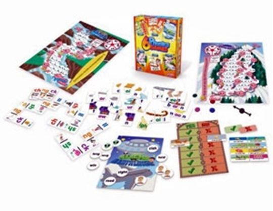 Picture of 6 Phonics Games