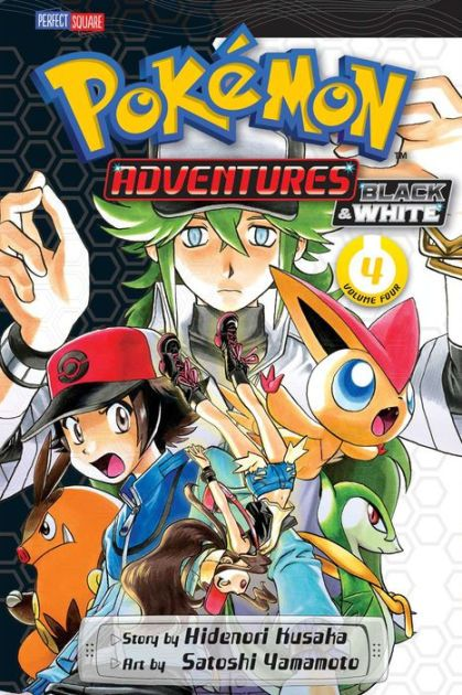 All your favorite Pokémon game characters jump out of the screen into the pages of this action-packed manga!A thrilling meeting with one of the Elite Four...