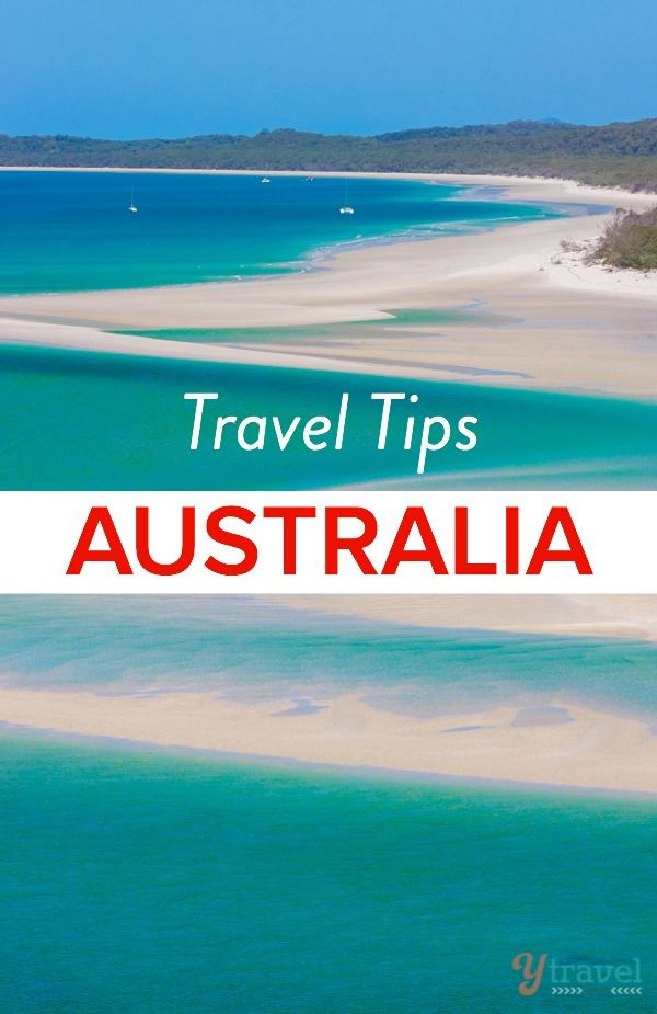 Travel tips and inspiration for Australia