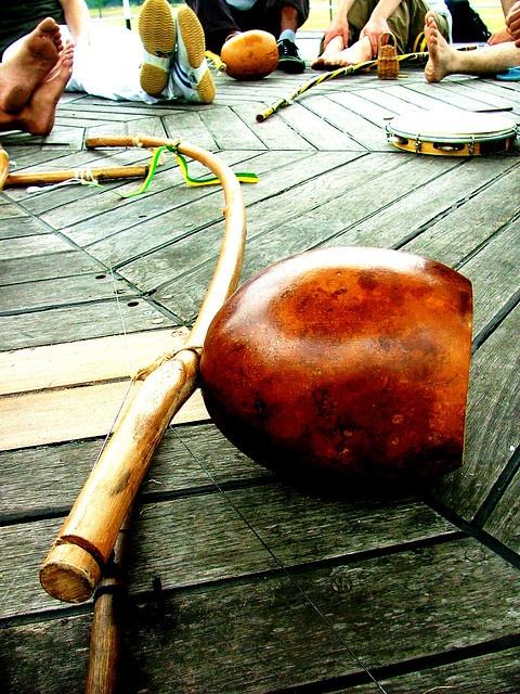 Berimbau by gavsten, via Flickr