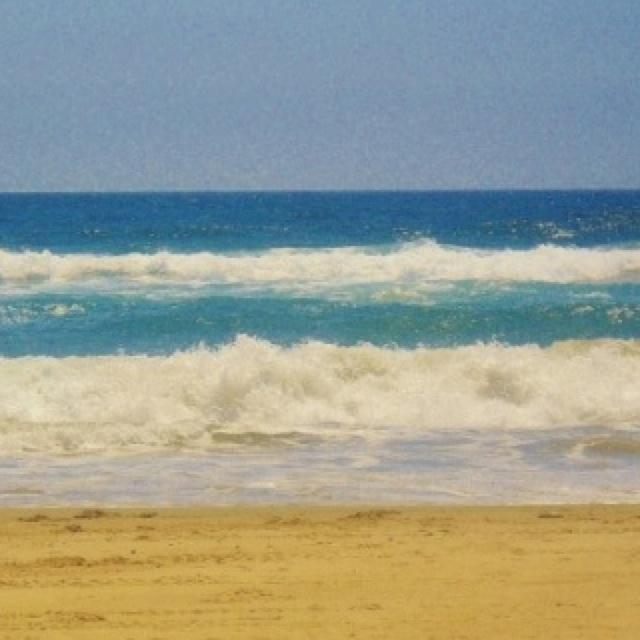 Beach in Tijuana