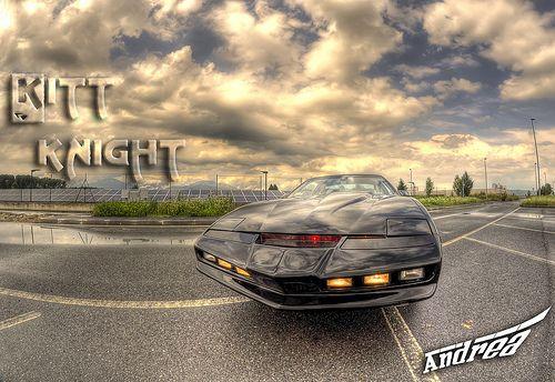 KITT Knight rider # Pontiac SET