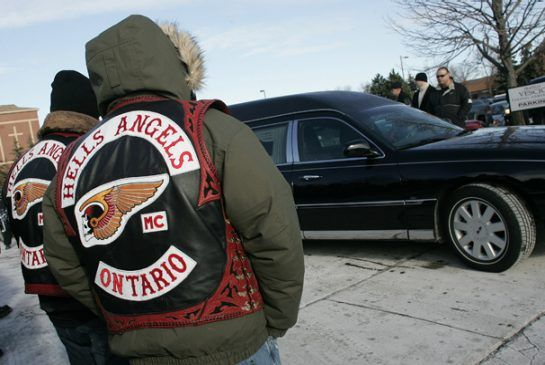 With Quebec Hells Angels members behind bars, Ontario bikers move ...