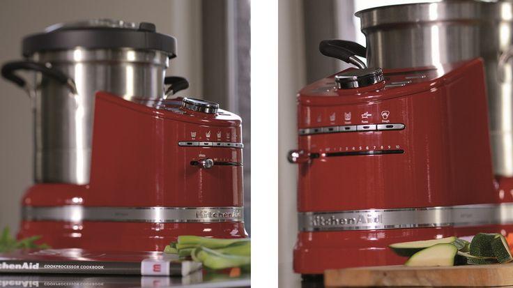 La célèbre marque d'appareils électroménagers, ne cesse d'innover et met la technologie et le design au service des amoureux de la gastronomie. Du ...