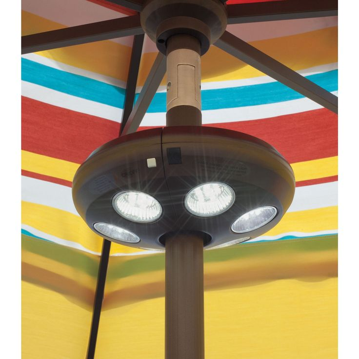 the 6light umbrella light is the ultimate umbrella light as it combines a