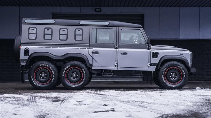 Used 2018 Land Rover Defender 110 2 2 Tdci 110 Double Cab Pick Up For Sale In West Yorkshire From Chelsea Truck Com Land Rover Defender Land Rover Defender 110