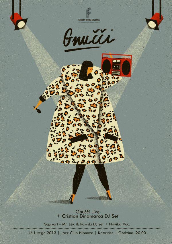 Posters for Tauron Nowa Muzyka   2013