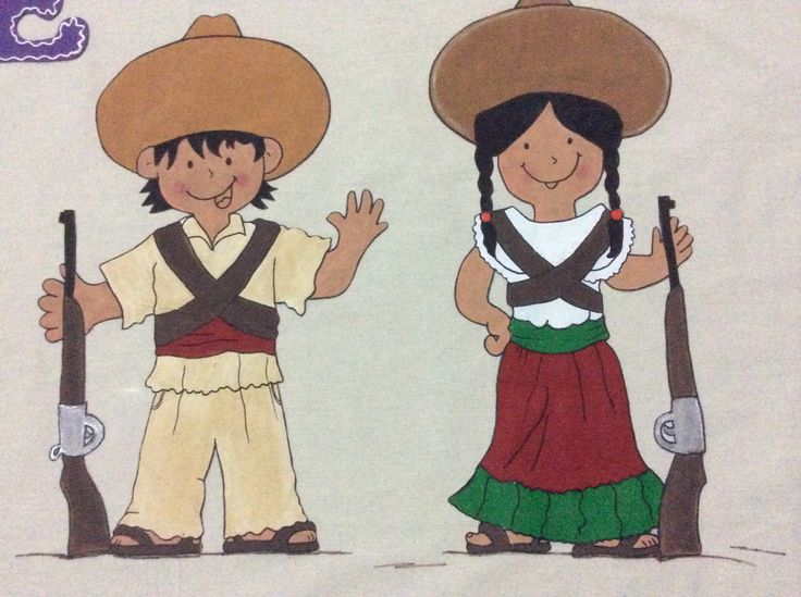 20 De Noviembre Revolucion Mexicana Manualidades