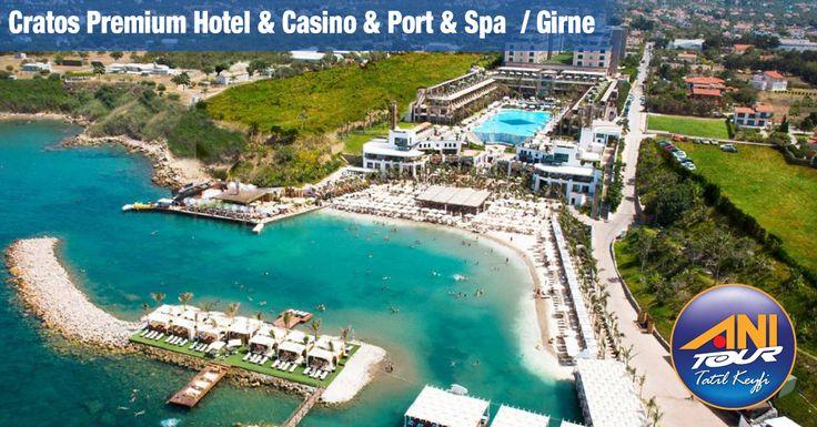 Kıbrıs her mevsim güzel! 🌺 Cratos Premium Hotel & Casino & Port & Spa ile ayrıcalıklı bir tatil seni bekliyor. 💕