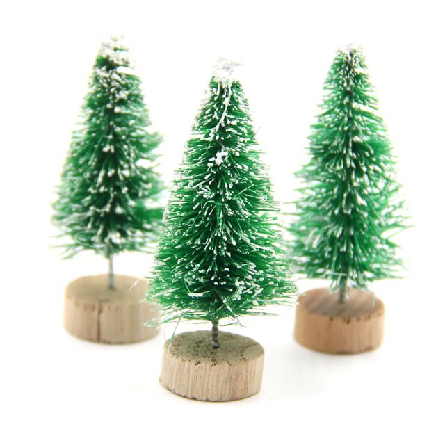 25+ unique Desktop christmas tree ideas on Pinterest Mini - small decorative christmas trees