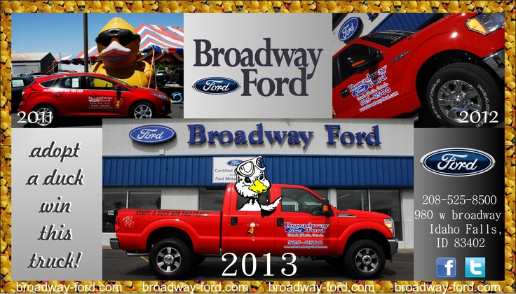 proud sponsors of the idaho falls great snake river duck race this. Cars Review. Best American Auto & Cars Review