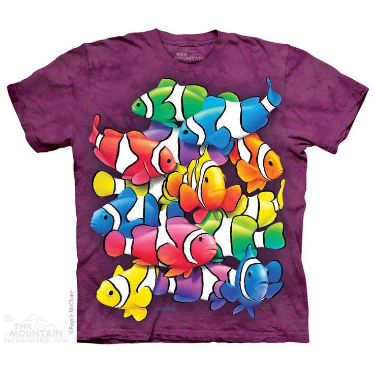 The Mountain Bubblegum Clowns T-Shirt