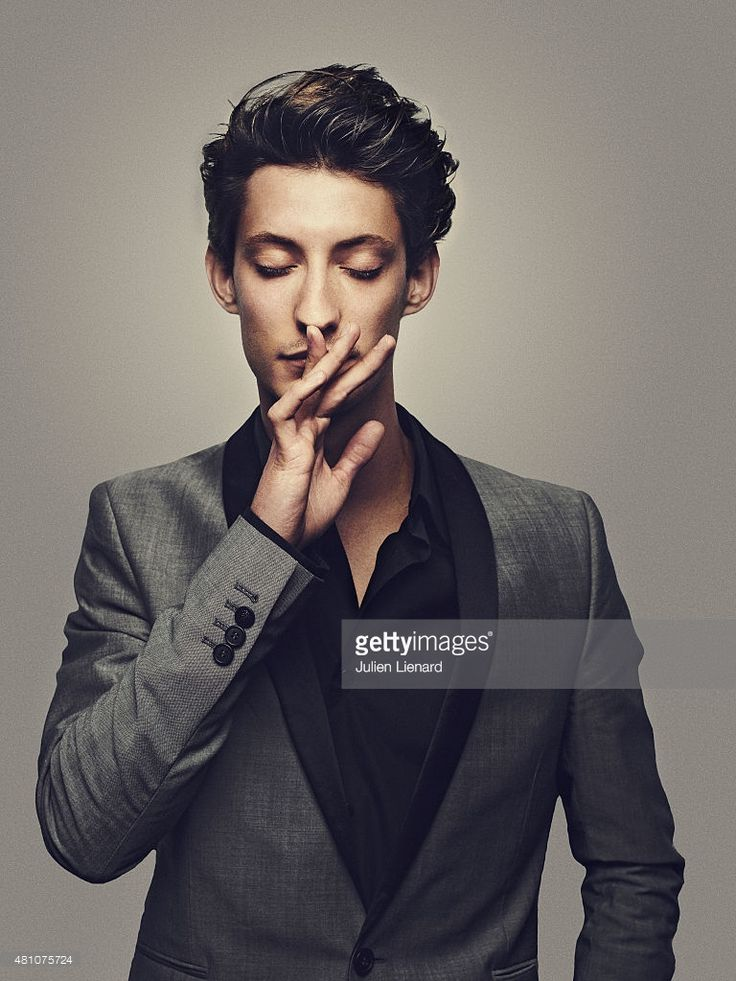 Actor Pierre Niney is photographed for Self Assignment on June 15, 2013 in Cabourg, France.