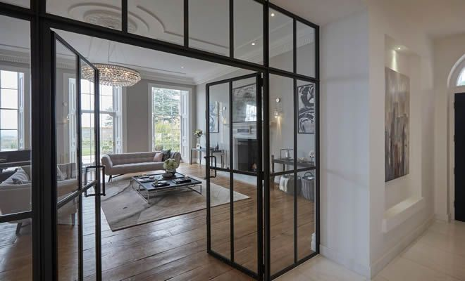 Metal Windows and Steel Windows from Clement