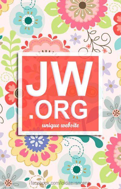 JW.ORG LOGO, FLORAL JW.ORG . ORANGE.  UNIQUE WEBSITE. DOODLE . JW. artist: Loida Avanceña  facebook.com/loidaavancena loidaavancena@gmail.com