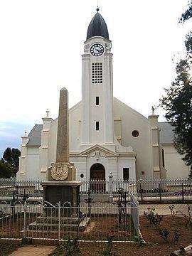 Dutch Reformed church, Jacobsdal - Wikipedia
