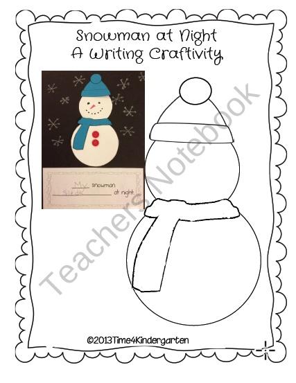 Winter Printable Parent Resources