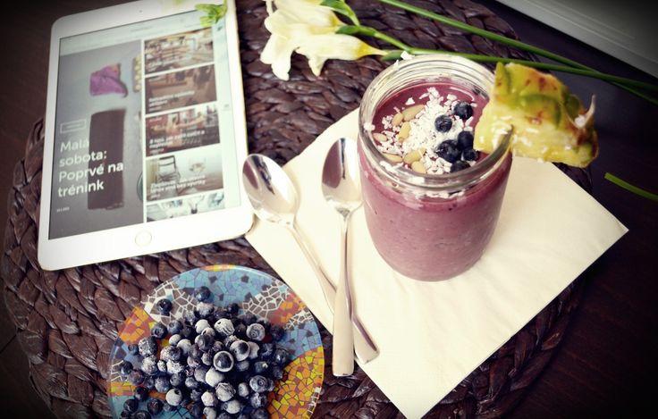 Začněte den s ovocným smoothie