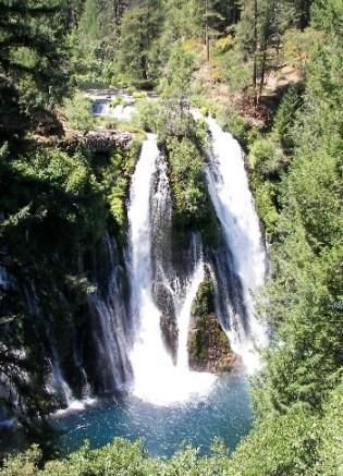 Best Camping Spots in Northern California for Families - InfoBarrel - Includes Burney Falls
