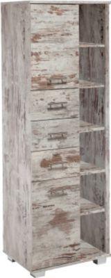 schildmeyer Hochschrank Skopelos eiche antik Jetzt bestellen unter: https://moebel.ladendirekt.de/bad/badmoebel/badezimmerschraenke/?uid=ac349bd2-c855-5b61-a66f-90108a31df48&utm_source=pinterest&utm_medium=pin&utm_campaign=boards #heim #bad #badmoebel #badezimmerschraenke