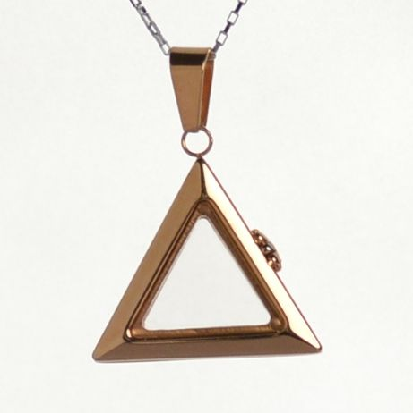 119 best wholesale floating charms for memory living lockets images rose gold plated stainless steel floating charms memory glass locket triangle httpok aloadofball Choice Image