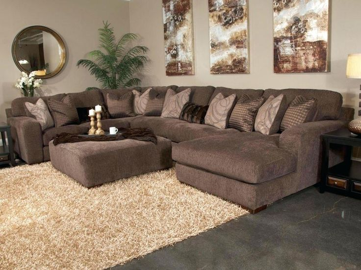 Image result for farmhouse sectional deep sectional sofa