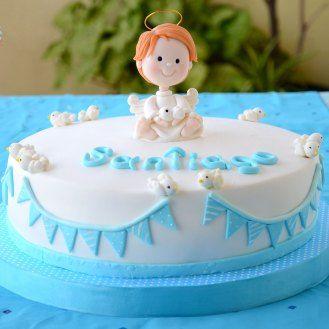 Resultado de imagen para tortas de bautismo