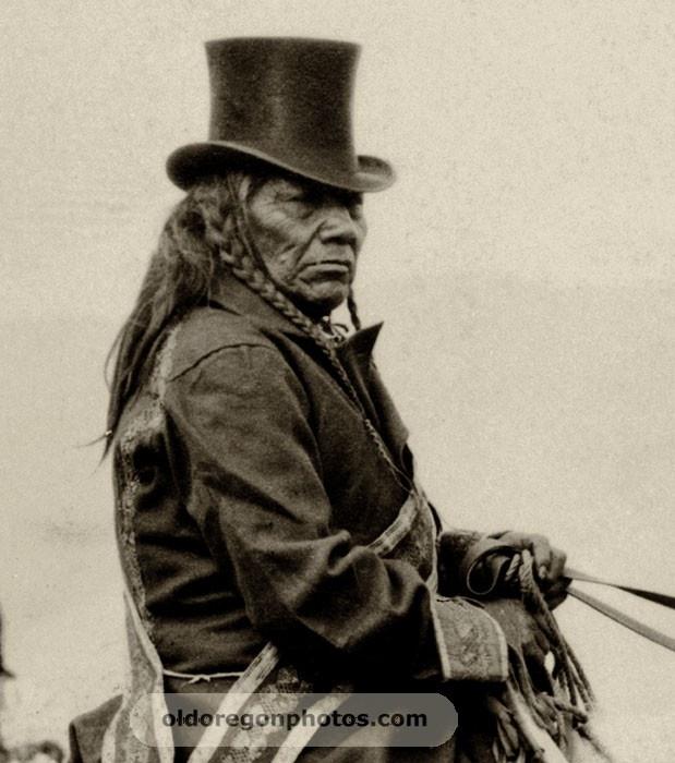 Montana Native Plants: Chief Charlo, Bitteroot Salish, Montana