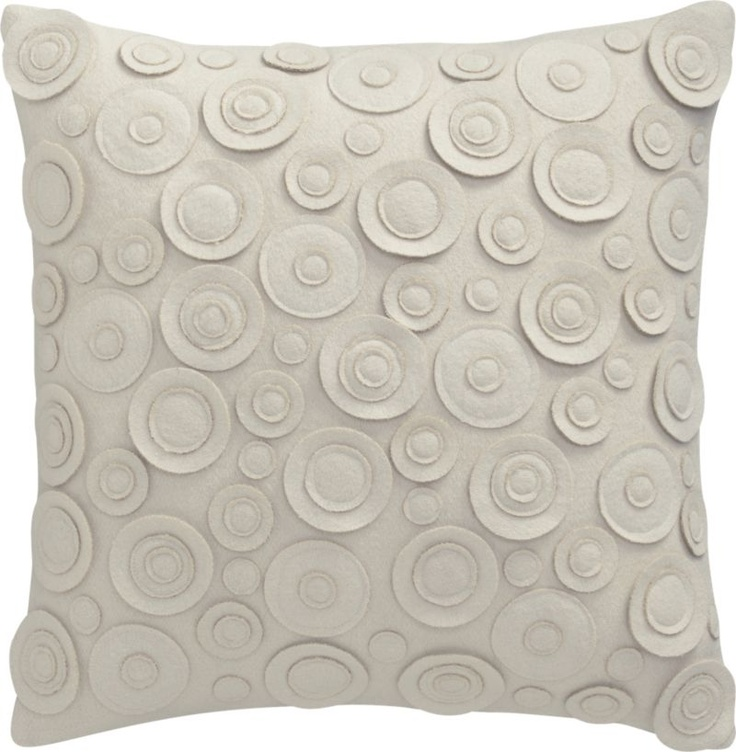 """Layla 20"""" sq. Pillow in Decorative Pillows 