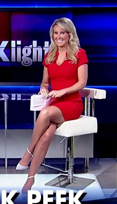 Heather Childers The Beautiful Women Of Fox News