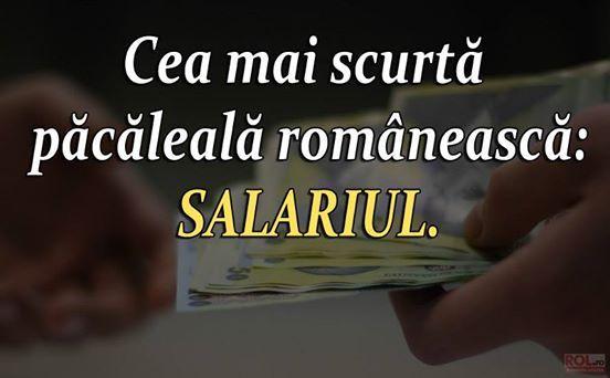 Pacaleala romaneasca