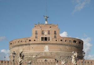Musei più belli di Roma: facciata di Castel Sant'Angelo