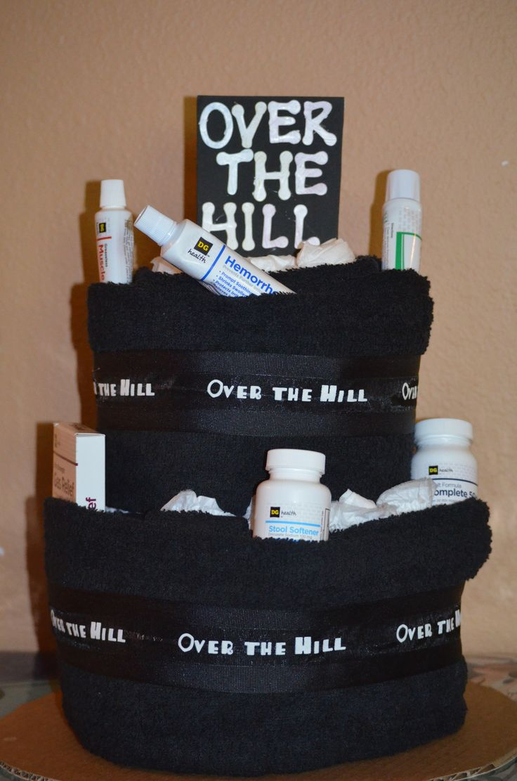 Over The Hill Cake My Crafts Pinterest The O Jays