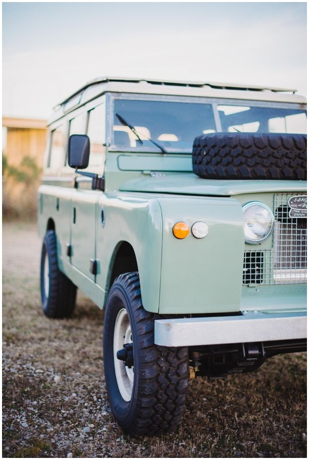 Peerless Overland Land Rover Restoration Series 2A 109 NADA For sale USA