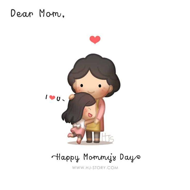HJ-Story :: Dear Mom | Tapastic Comics - image 2