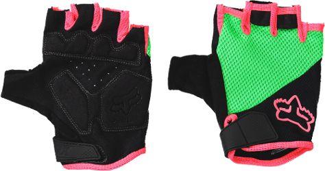Fox Men's Reflex Short Finger Gel Bike Gloves