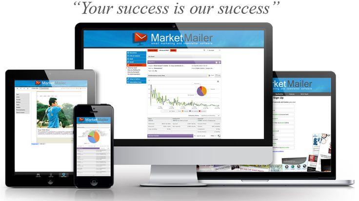 MarketMailer - Responsive email marketing software