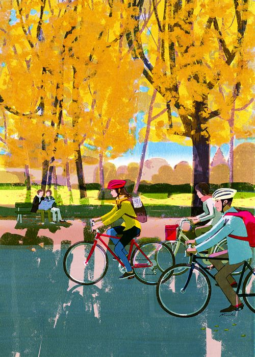 kiuchitatsuro:  mejirushi: Style ASAHI November issue