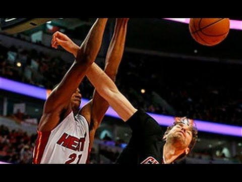 NBA 2k15 raises Hassan Whiteside's rating after 12-block triple-double for the Miami Heat | masslive.com