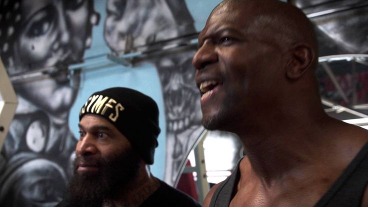 Terry Crews vs C.T. Fletcher - CARNAGE!!! Ft. Big Rob,Samson Strong & Legendary Bulo - YouTube