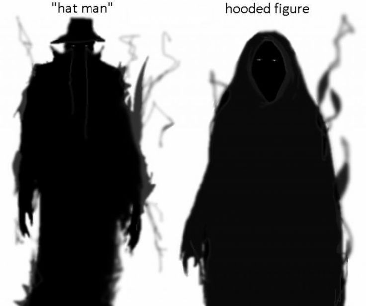 Are Shadow Creatures Paranormal Entities?
