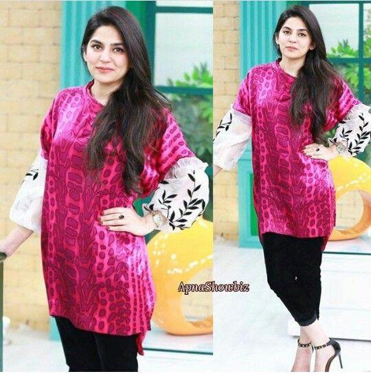 Sanam baloch dress