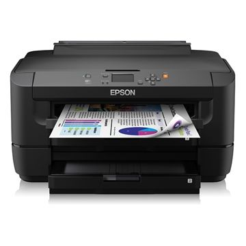 Εκτυπωτής Epson Workforce Inkjet WF-7110DTW Α3+ C11CC99302