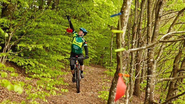 Forudseende: Vær beredt! lyder det gamle spejderord, og få steder giver det mere mening end på mountainbike-sporet.